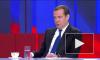 Медведев спрогнозировал незначительный рост реальных доходов россиян