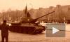 70-летие снятия блокады Ленинграда 2014: в парадном строю знаменитые Т-34 и полуторки