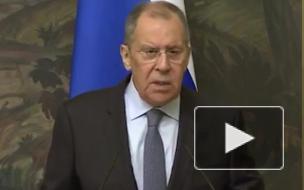 Лавров прокомментировал высылку российских дипломатов из Словакии