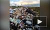 Рабочие Красного Села избавили район от свалки с просроченным алкоголем и продуктами
