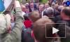 Видео: Украинцы освистали президента Порошенко на митинге памяти жертв репрессий