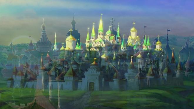 """Мультфильм """"Три богатыря на дальних берегах"""" посмотрели более 4 млн россиян"""