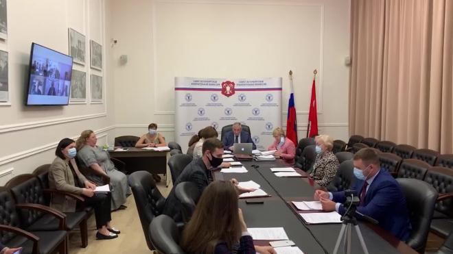 Горизибрком представил к поощрению от ЦИК нового вице-губернатора Бельского