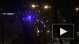 Улицу Маршала Новикова затопило холодной водой из ...