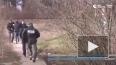 ФСБ показала, как задерживали подозреваемого в организации ...