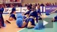Юные черлидерши зажгли на Кубке Петербурга