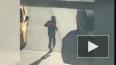 Появилось видео задержания Манхеттенского террориста
