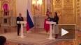 Исинбаева застенчиво прокомментировала слезы на встрече ...