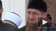 Рамзан Кадыров заплакал в мечети