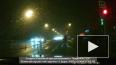 """Видео: в Смоленске """"Волга"""" въехала в машину ДПС"""