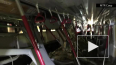 Два поезда столкнулись в метро Гонконга
