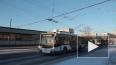 Утром в трамвае на Среднеохтинском искали бомбу