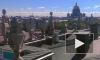 Руферы залезли на крышу Эрмитажа, а фотографии и видео выложили в сеть