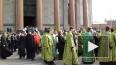 В Вербное воскресенье на Исаакиевской площади состоялся ...