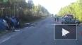 Смертельное видео из Рязани: легковушка протаранила ...