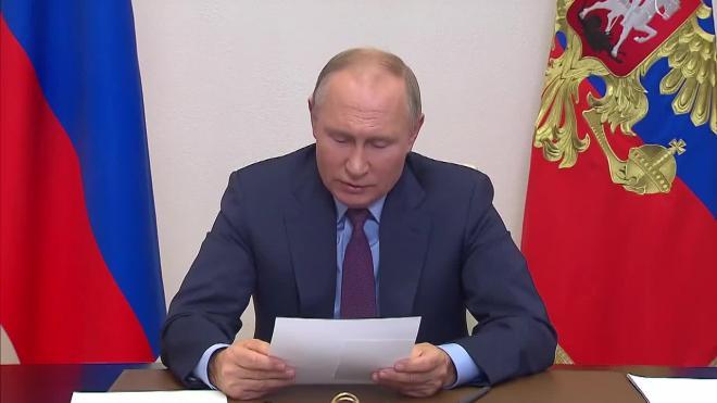 Путин попросил ФСБ и МВД найти 97-летнюю жительницу Ставрополья