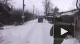 Видео погони: похититель сосен пытается скрыться от сило...