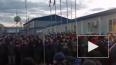 "Рабочие устроили бунт набазе ""Газпрома"" в Якутии"