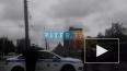 На проспекте Большевиков во время ДТП мужчина разбил ...