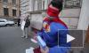 Петербургский супергерой Коменданте посетит избиркомы