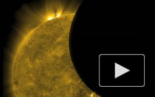 Активность Солнца ниже ожидаемой. В Петербурге затмение