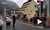 Страшные кадры из Тибета: Ливнем смыло 5ти этажный дом