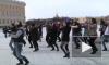 Студенческий Пурим: дискотека на Дворцовой площади