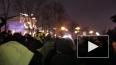 Как полиция извлекала Удальцова из фонтана