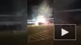 Взрывное видео из США: В багажник авто с пиротехникой ...