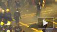 Гонконг: Полиция разогнала демонстрантов слезоточивым ...
