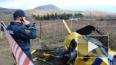 """На Ставрополье рухнул вертолет """"Робинсон 44"""", два ..."""