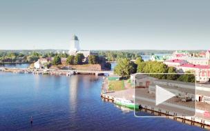 Выборг накануне Дня Ленинградской области - экскурсия по обновленному городу