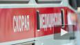 2 человека пострадало ночью на Софийской улице в результ...