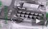 Минобороны РФ опубликовало эффектное видео разгрома нефтехранилища ИГИЛ российской авиацией
