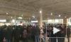 """Из ТК """"Мега Дыбенко"""" эвакуируют посетителей и персонал"""