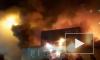 На улице Брянцева сгорела бытовка, в которой жили киргизы