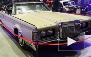 Заниженные волги, американские авто и классические бобберы привезли в Петербург