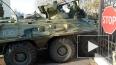 Штурм Бельбека в Крыму снимали на видео