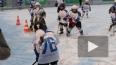 В Петербурге девочки обыграли мальчиков в хоккей
