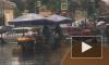 """""""Красивый Петербург"""": полицейские предупреждают незаконных торговцев о своем приезде"""