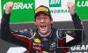 В бразильском Сан-Паулу Марк Уэббер победил на чемпионате «Формулы-1»
