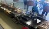 Появилось видео жестокого избиения мужчины в кафе города Волосово