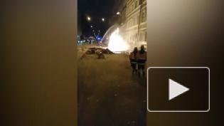 """""""ПетербургГаз"""" опроверг информацию о взрыве газа на Мытнинской улице"""