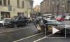 На Суворовском SAAB-нарушитель смяли на половину в массовом ДТП