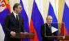Президенты РФ и Сербии обсудили ситуацию вокруг гонений на священников в Черногории
