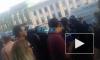 Митингующие против пенсионной реформы ночью были отпущены полицией Петербурга