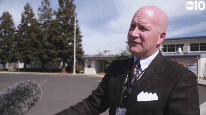 У начальной школы в Калифорнии нашли самодельную бомбу
