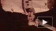 Астронавту с МКС удалось захватить Dragon манипулятором