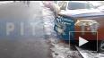 На Большевиков автоледи на Mercedes GL задела два ...