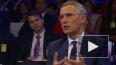 Генсек НАТО допустил оплошность на заседании с Зеленским ...